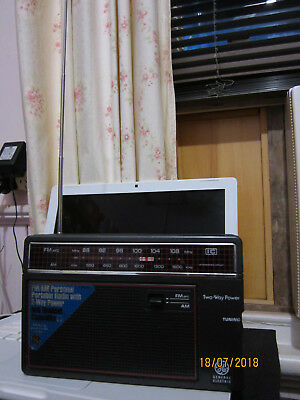 This Radio Offers Good Fm And Am  Radio Also Good To Use With Head Sets