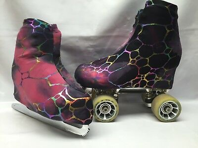 Bubbles Boot Covers for Roller Skates/Ice Skates SMALL  ONLY
