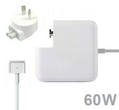 "Power Adapter Charger for MacBook Pro 13"" Retina A1502 16.5V 3.65A, 60W"