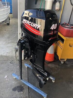 40Hp Mercury/ Mariner Outboard Motor Excellent Condition (freight Available )