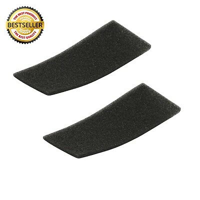 2 x AIR FILTER FOAM HX Tumble Dryer 481010354757 for Whirlpool Bauknecht