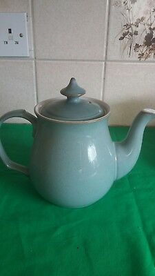 Vintage denby manor green teapot