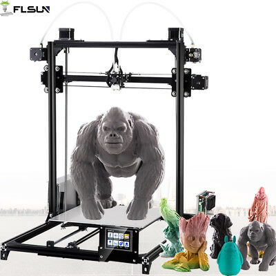Prusa 3D Printer High precision Auto-leveling Touch screen Large Size Printing