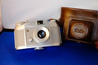 Finetta 88 German 35 mm Camera by Saraber/ Finetta Werke in Goslar (Germany)