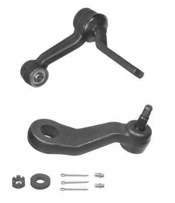 1 Idler Arm & 1 Pitman fits 95-03 Ford Mercury Lincoln With Lifetime Warranty