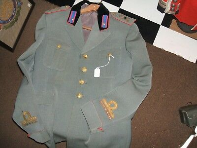 WWII Italian Infantry Officer uniform tunic
