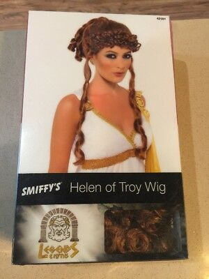 Womens Wig Red Helen Of Troy New In Box