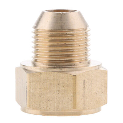 22mm F to 18mm M Metric Fitting Connector for High Pressure Washer