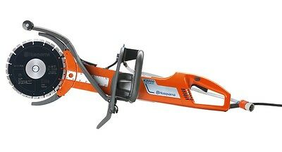 Husqvarna K4000 Cut-n-Break + EL10CNB Blades and cut and