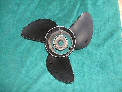 Yamaha Propeller Black Stainless Steel 13 3/4 X 17