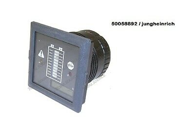 Jungheinrich Indicator Discharge Battery Number Of Hours 50058892 Pieces