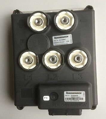JUNGHEINRICH DIMMER TRACTION AS2412i AS 2412i index C 1.02 51033235 51140847