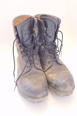 British Military Surplus Boots Uk9 Heavy Duty
