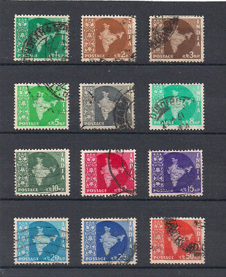India - Lot of old stamps (ref 547)
