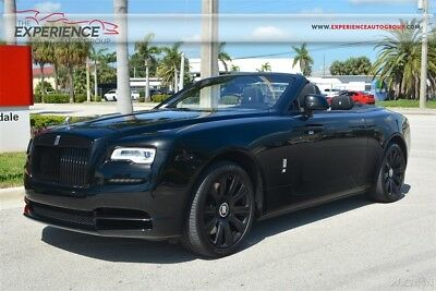 Rolls-Royce Dawn  21 Forged Wheels Seat Piping Polished Stainless Steel Front Ventilated Lambswool
