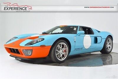 Ford Ford GT Heritage Edition 27 MILES Titled McIntosh Audio System Forged BBS Wheels Red Calipers MINT