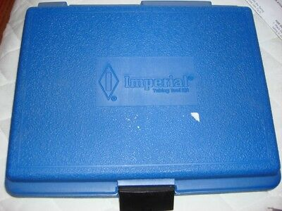 New Imperial 275-Fs Flaring And Swaging Tube Working Tool Kit R48