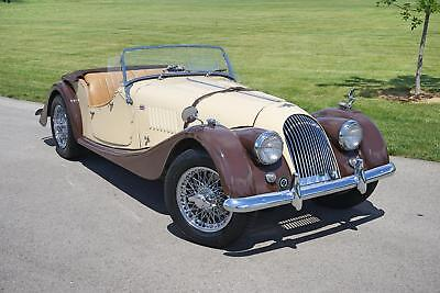 4/4 Roadster 1961 Morgan 4/4 Roadster 64,838 Miles Brown / Tan Roadster  Manual