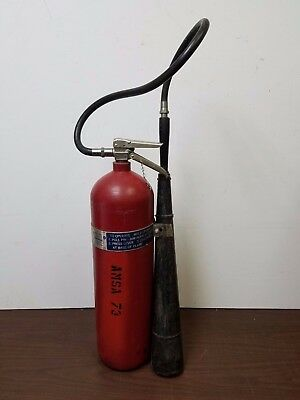 Vintage General Model 15RH Fire Extinguisher