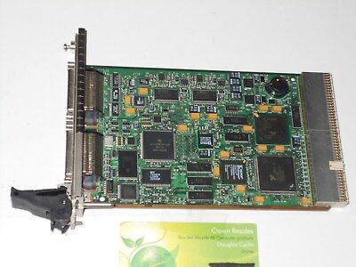 National Instruments NI PXI-7350 Series High-Performance  Motion Controller