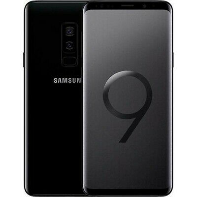 Samsung Galaxy S9+ Plus SM-G965 - 64GB - Black  (Verizon) Unlocked Grade A