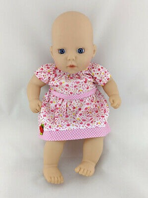 My First Baby Annabell Pink Doll Clothes Dress