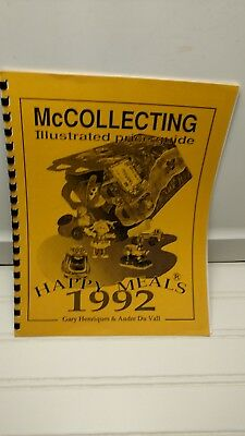 Vintage MC Collecting Illustrated Price Guide-Henriques and Du Vall-1992