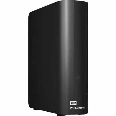"WD Elements Desktop 3.5"" USB 3.0 ENCLOSURE ONLY External SATA Hard Drive Case"