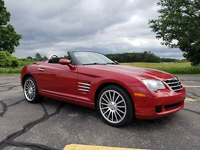 2007 Chrysler Crossfire Convertible 2007 Chrysler Crossfire Convertible - Excellent Condition