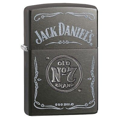 Zippo Jack Daniel's No 7 Pocket Lighter 29150