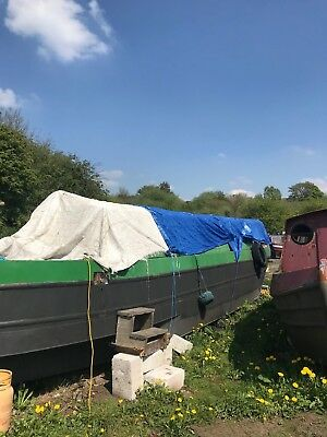 Narrowboat (Harborough Marine) PROJECT