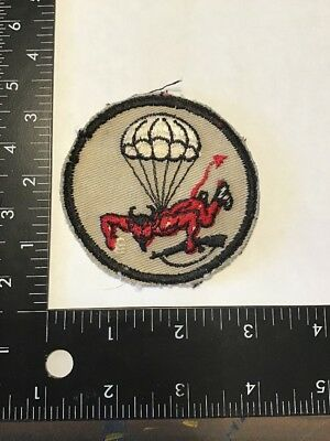 WW2 WWII US Army 508th Airborne Infantry Regiment Patch No Glow PIR Rare