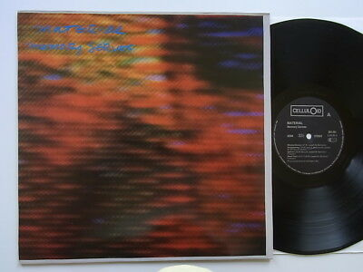 LP: Material (Bill Laswell): Memory Serves (Celluloid 204 291-320)