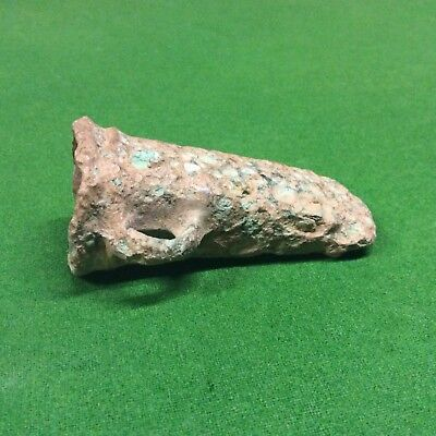 Bronze Age Socketed Looped Axe Head