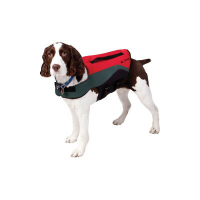 Onyx 7020Red03M Pet Vest Med Neoprene Red