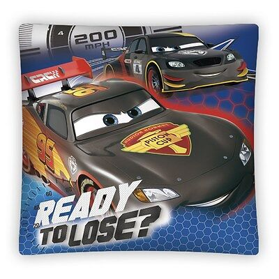 NEW DISNEY CARS Piston Cup 95 cushion cover 40x40 cm pillow cover