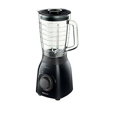 Philips, Bol mixeur Philips HR2173/90 Viva Collection 2 L 600W Noir (S0401829)