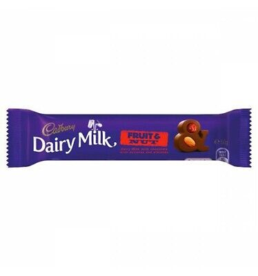 Cadbury Fruit And Nut Chocolate 50gm x 42