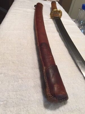 WW2 Japanese Officers Samuri Sword, Date of Production 1944
