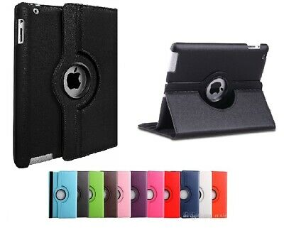 New 360 Degree Rotating Stand Case Cover For Apple iPad Mini 2 3 iPad Mini 4