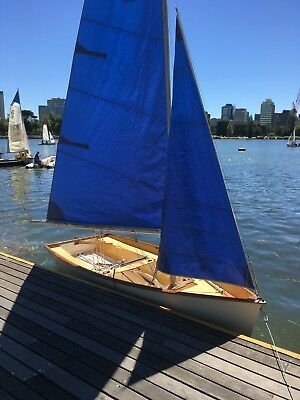 Pacer Sail Boat 12 Foot