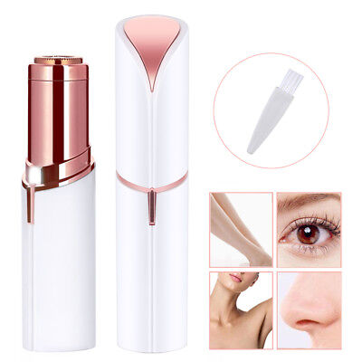 Facial Finishing Hair Remover Women Touch Flawless Painless Hair Epilators