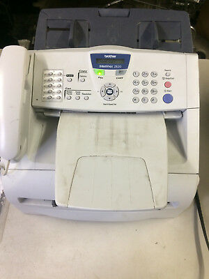BROTHER IntelliFax-2820 Plain Paper Laser Printer FAX,Copier & Phone+ Toner Too!