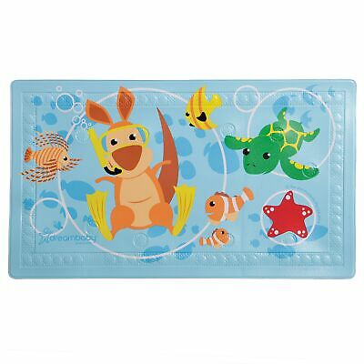 Dreambaby Baby / Infant Animal Themed Anti Slip Bath Mat With Heat Indicator