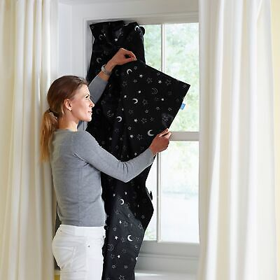The Gro Company Gro Anywhere Baby / Toddler Blackout Window Blind Stars And Moon