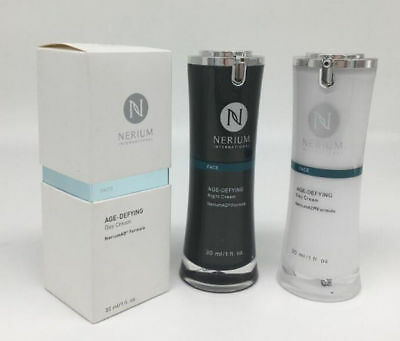HOT Nerium Age Defying Night cream & Day Cream Combo Pack