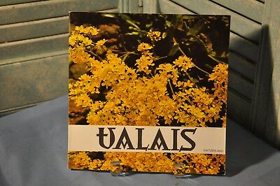 Valais Switzerland 1975 Tourist Office Travel Guide Pictures Vintage Collectible