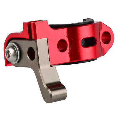 Rotating Bar Clamp Hot Start Lever For Honda CR85R CR250R CR125R CR500R CR80R