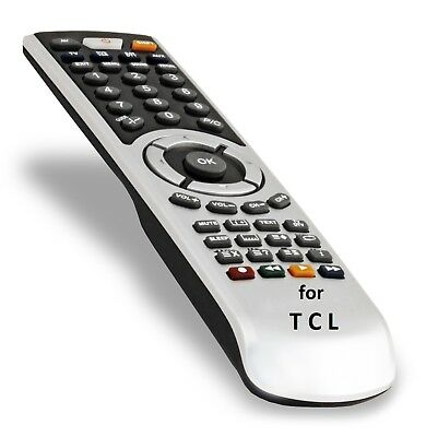 TCL Remote Control 06-IRPT45-GRC802N for 32S6000S,40S6000FS,43S6000FS,49S6000FS
