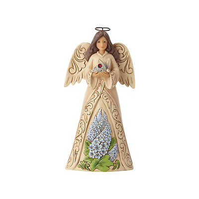 Jim Shore Angel of the Month Figurine - July